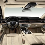 2016 BMW 7-Series Interior (2)