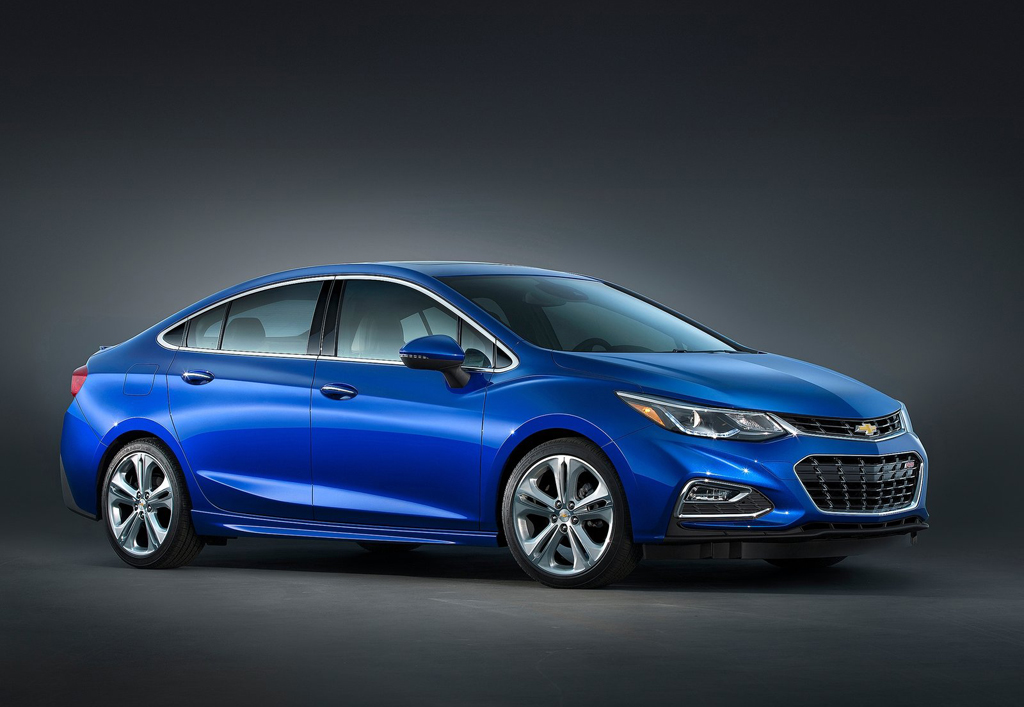 2016 Chevrolet Cruze Sedan 1 All New 2016 Chevrolet Cruze Sedan : Features and details