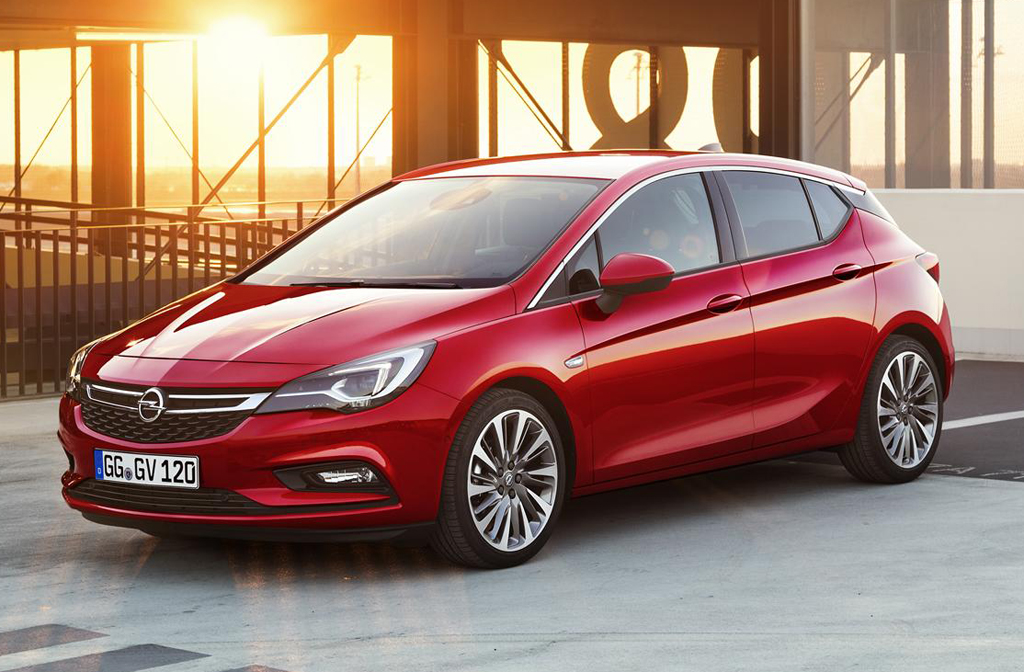 2016 Opel Astra 3 New 2016 Opel Astra Model : Features and details