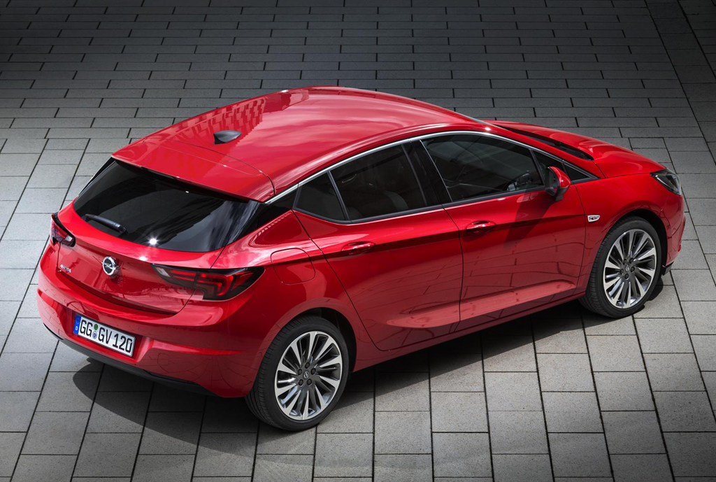 2016 Opel Astra 4 New 2016 Opel Astra Model : Features and details