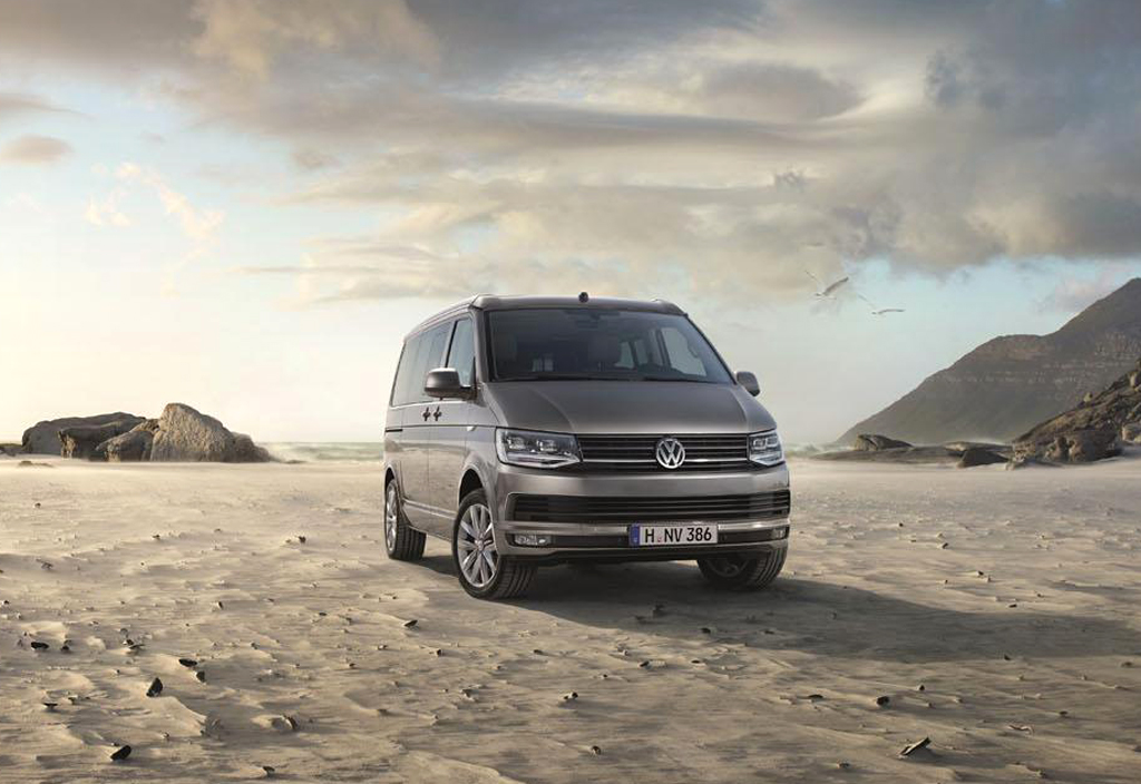2016 Volkswagen California 2016 Volkswagen California Model based On T6