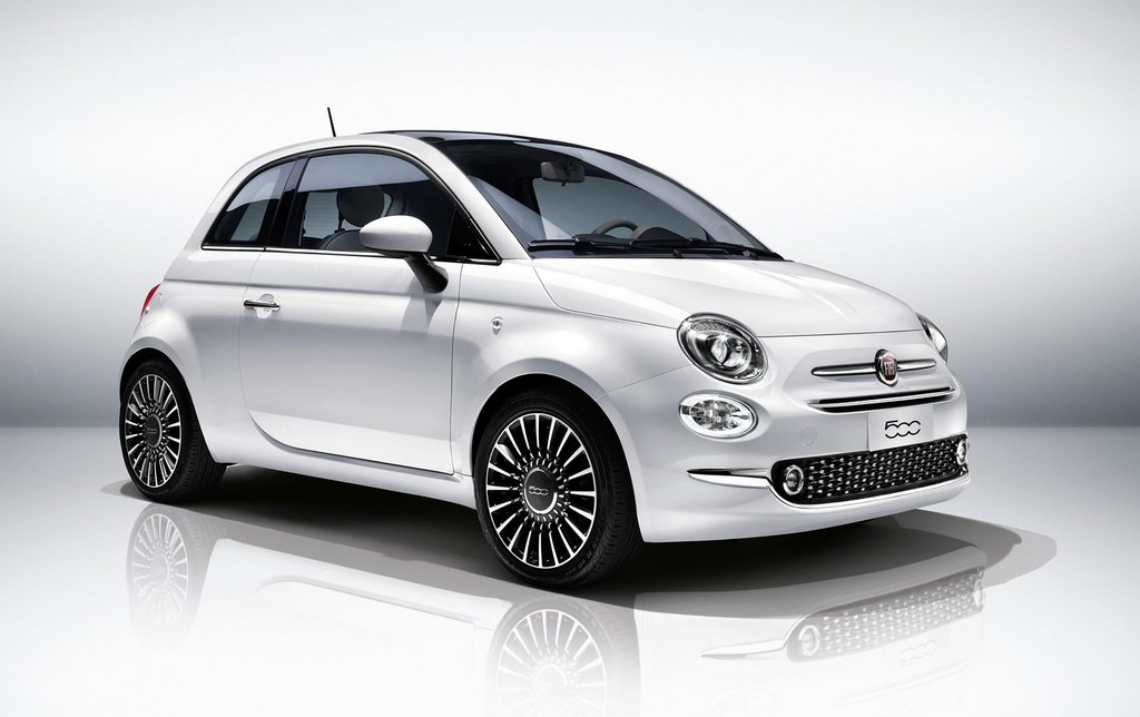 2015 Fiat 500 facelift 1 2015 Fiat 500 facelift Features and details