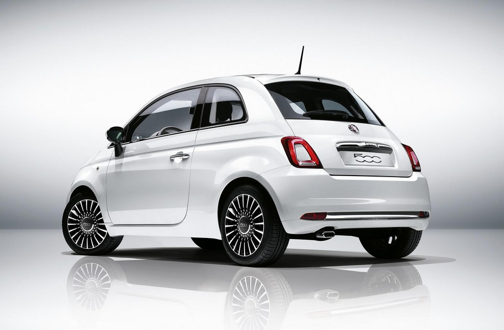 2015 Fiat 500 facelift 4 2015 Fiat 500 facelift Features and details