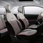 2015 Fiat 500 facelift Interior (2)