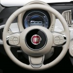 2015 Fiat 500 facelift Interior (3)