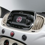 2015 Fiat 500 facelift Interior (4)