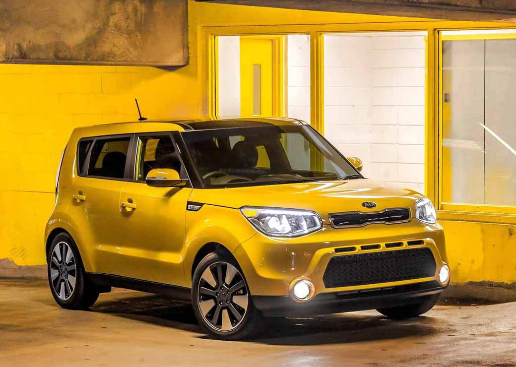 2016 kia soul ev lineup new variants details. Black Bedroom Furniture Sets. Home Design Ideas