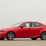 2016 Lexus IS F-Sport US-Version (1)