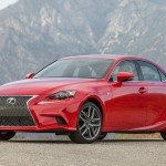 2016 Lexus IS F-Sport US-Version (2)