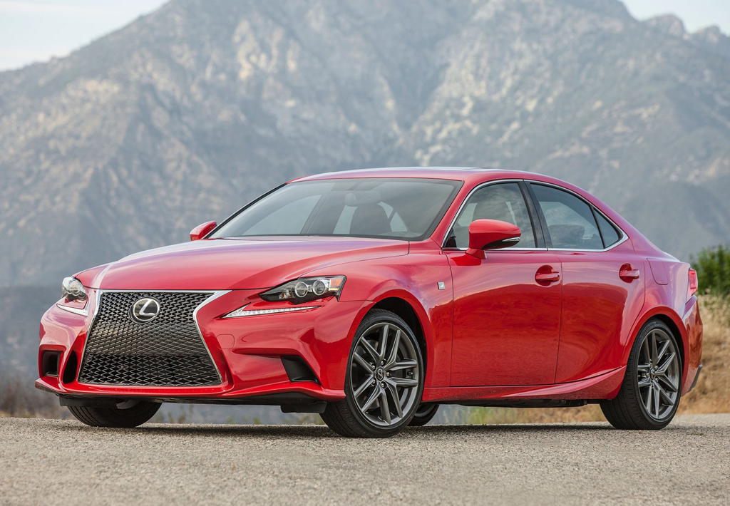 2016 Lexus IS F Sport US Version 2 2016 Lexus IS F Sport US Version : Features and details