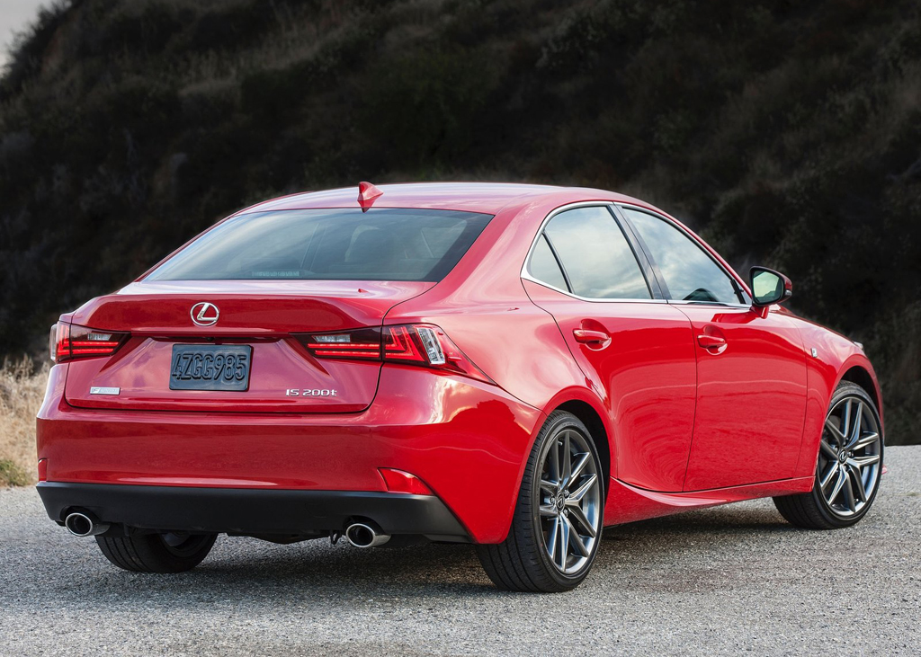 2016 Lexus Is F Sport Us Version Features And Details Machinespider Com