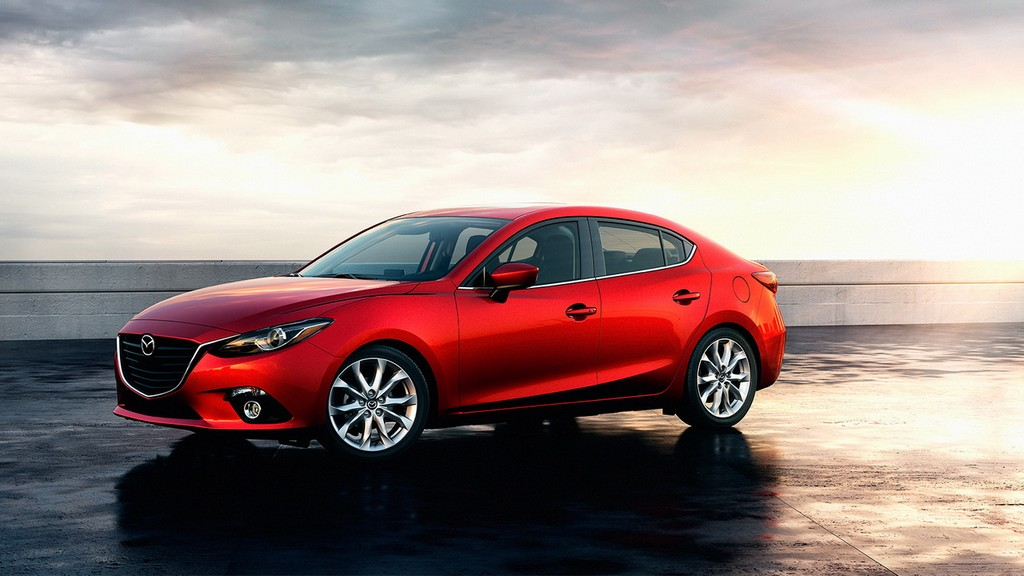 2016 Mazda3 1 2016 Mazda3 : Features and details