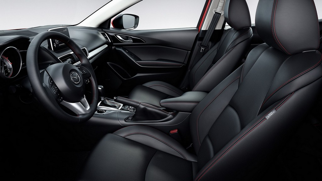2016 Mazda3 Interior 2016 Mazda3 : Features and details