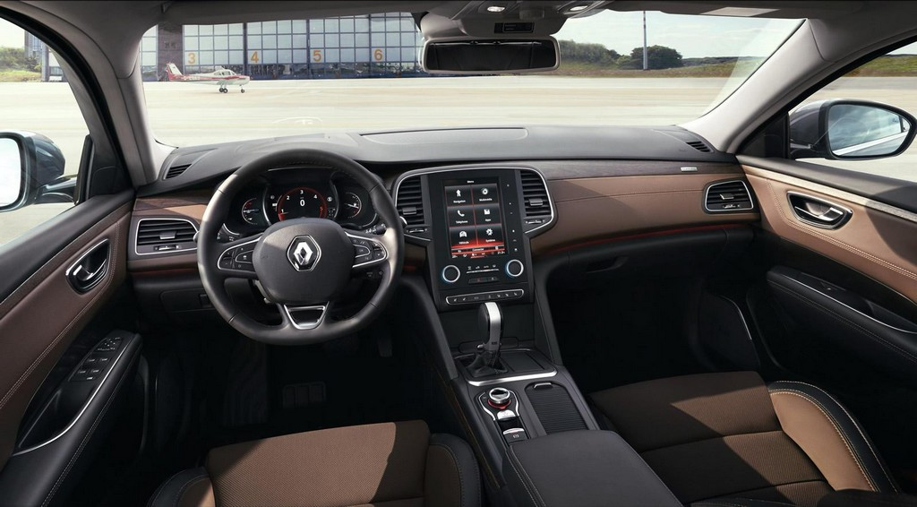 2016 Renault Talisman Interior 2 2016 Renault Talisman : Newest World Stylish Car