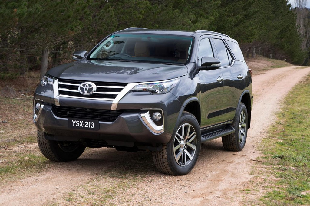 2016 Toyota Fortuner 1  2016 Toyota Fortuner Unveiling To Appear Soon : Features and details