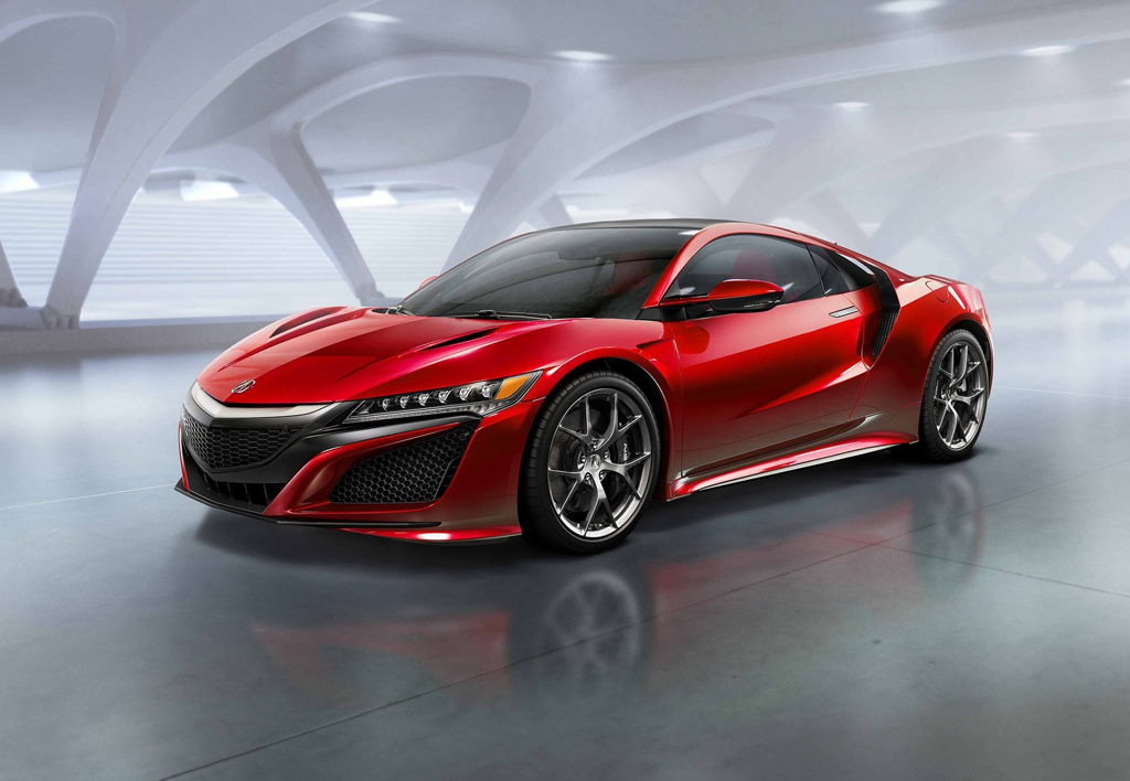 2016 Acura NSX 1 2016 Acura NSX Features and details