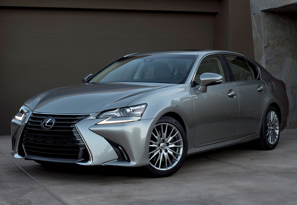 2016 Lexus GS 200t 1 2016 Lexus GS 200t : Features and Details