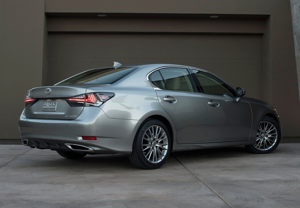 2016 Lexus GS 200t 4 2016 Lexus GS 200t : Features and Details