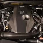 2016 Lexus GS 200t Engine