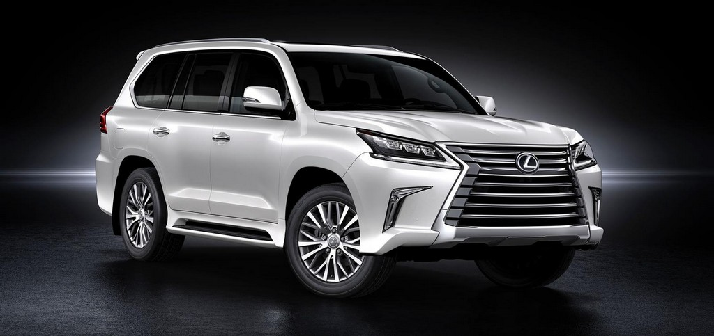 2016 Lexus LX 570 facelift 1 2016 Lexus LX 570 Facelifted : Features and Details