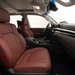 2016 Lexus LX 570 facelift Interior (2)