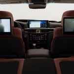 2016 Lexus LX 570 facelift Interior (5)