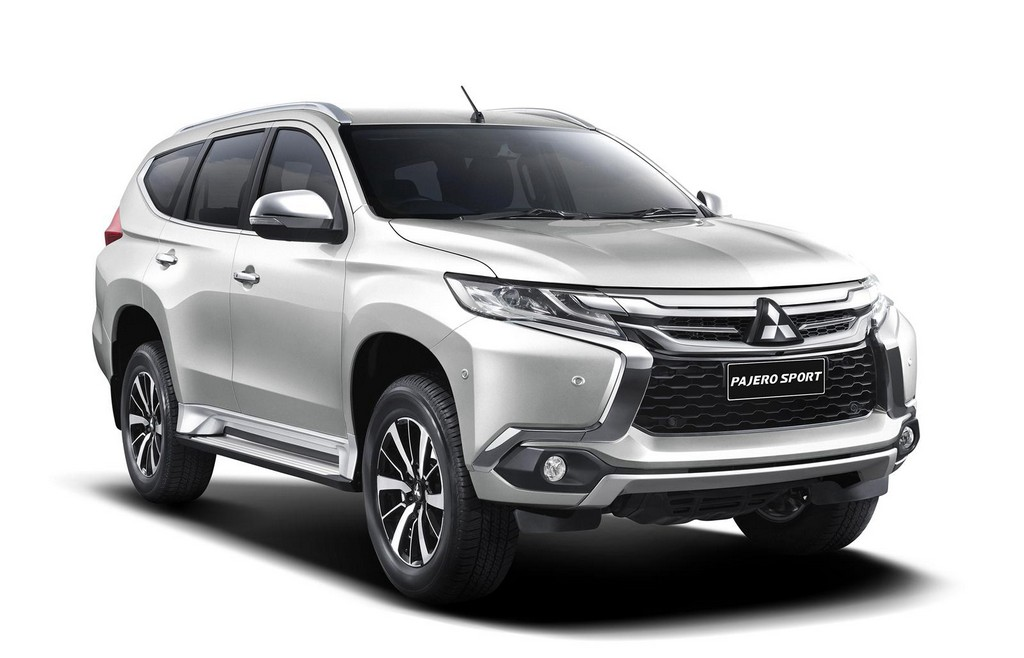 2016 Mitsubishi Pajero Sport 1 All New 2016 Mitsubishi Pajero Sport is Officially Unveiled : features and photos