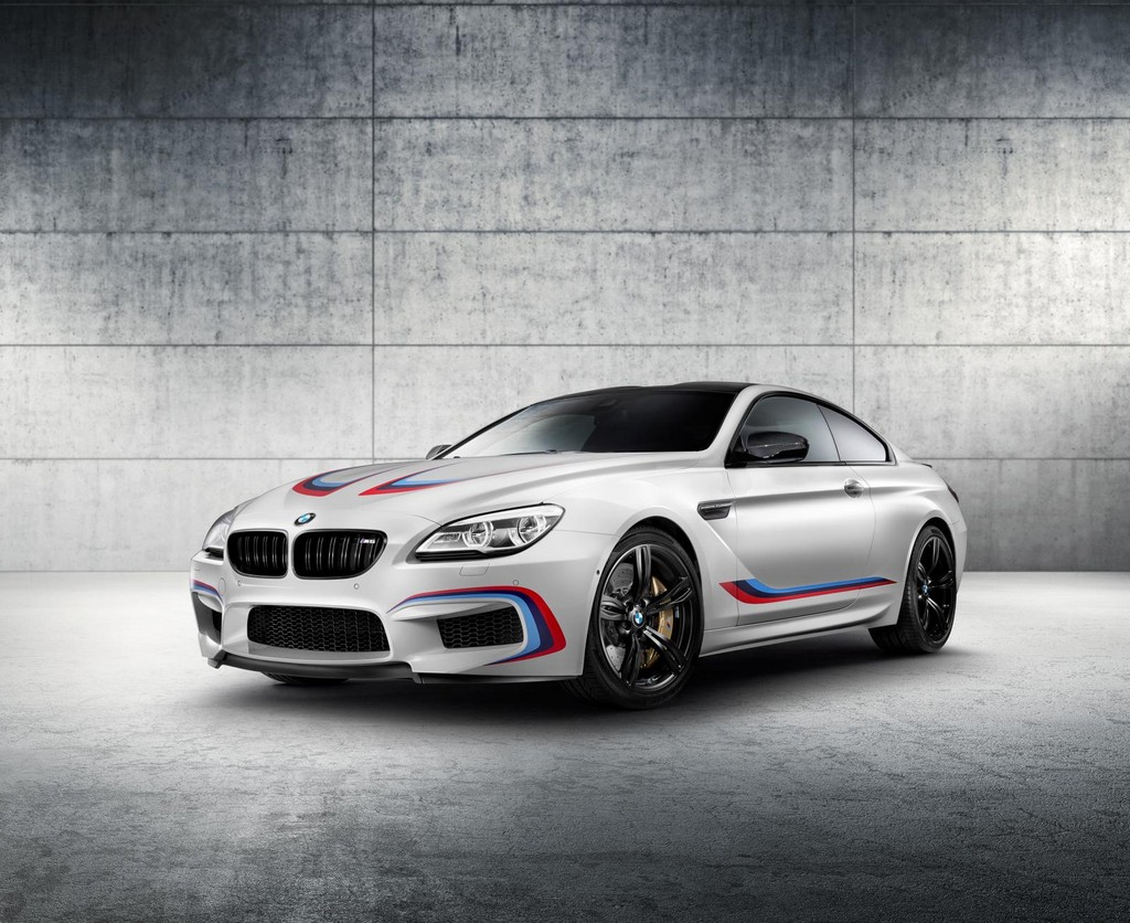 2016 BMW M6 Coupe Competition Edition 1 2016 BMW M6 Coupe Competition Edition Features and details