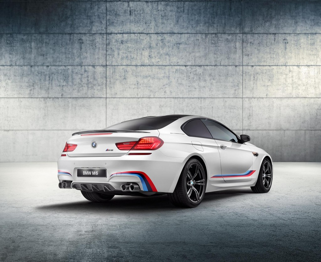 2016 BMW M6 Coupe Competition Edition 2 2016 BMW M6 Coupe Competition Edition Features and details