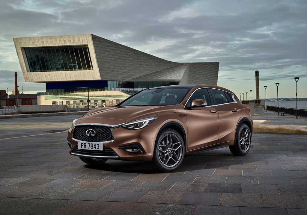 2016 Infiniti Q30 1 2016 Infiniti Q30 Features and details