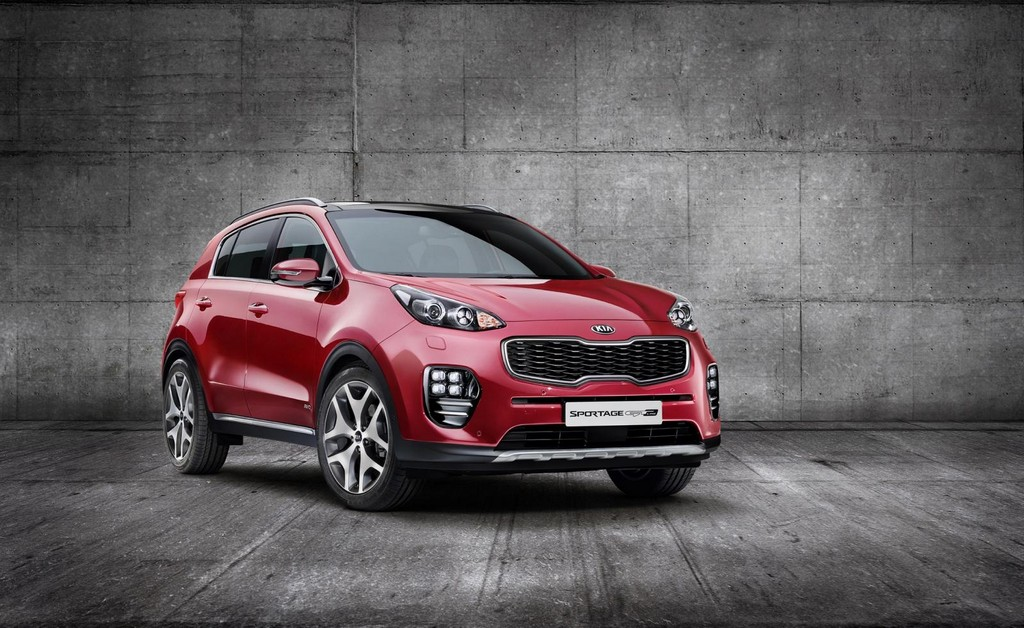 2016 Kia Sportage 1 2016 Kia Sportage Is Totally Reinvented! : Features and details