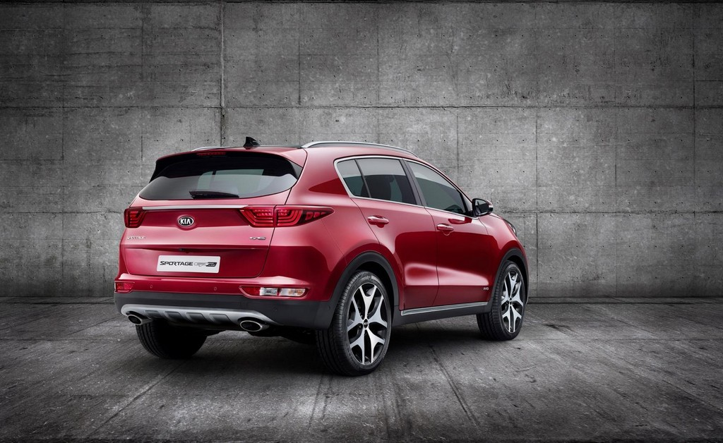 2016 Kia Sportage 3 2016 Kia Sportage Is Totally Reinvented! : Features and details