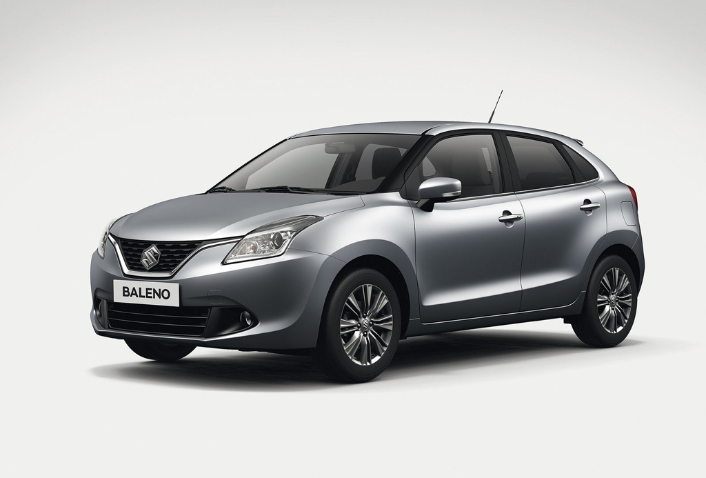 2016 Suzuki Baleno 1 2016 Suzuki Baleno : Features and photos