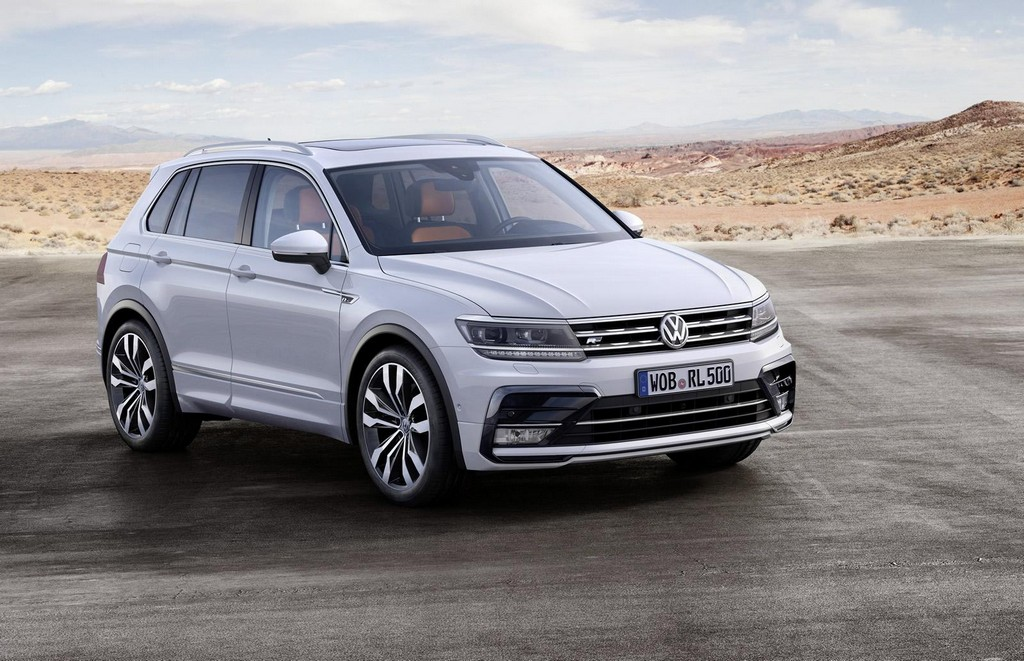 2016 Volkswagen Tiguan 1 2016 Volkswagen Tiguan Features and Photos