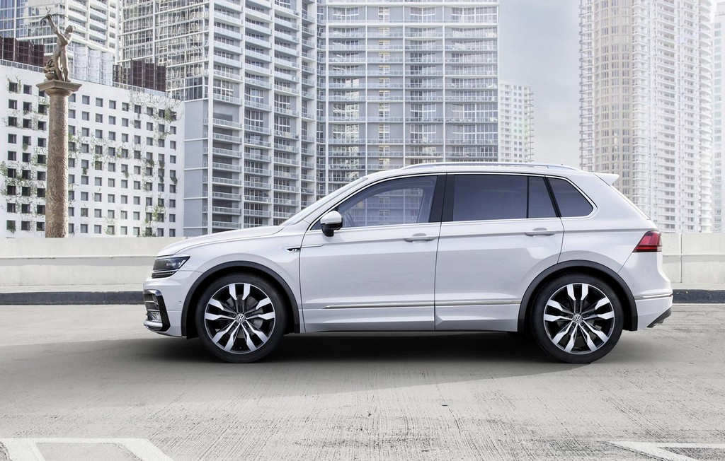 2016 Volkswagen Tiguan 2 2016 Volkswagen Tiguan Features and Photos