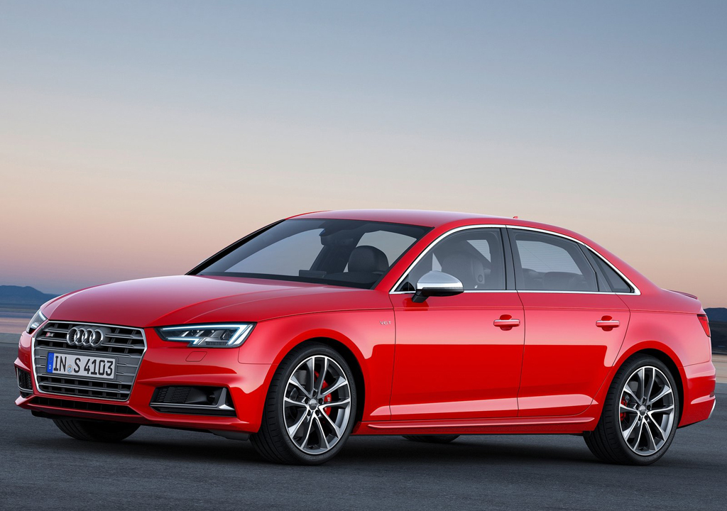 2017 Audi S4 Sedan 1 2017 Audi S4 Sedan : Features and details