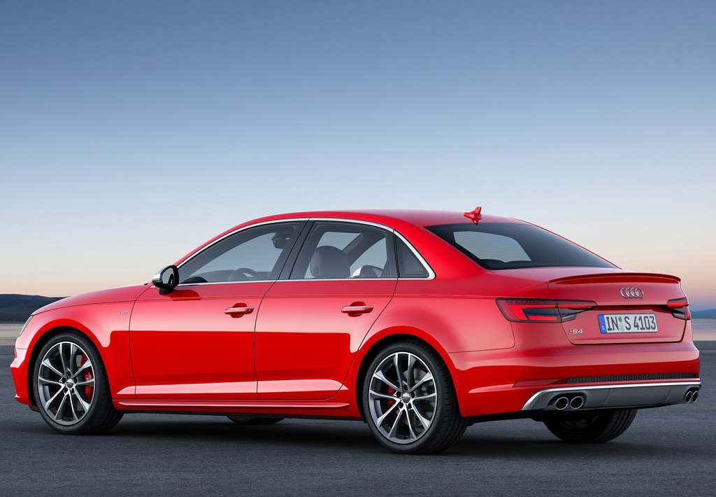 2017 Audi S4 Sedan 5 2017 Audi S4 Sedan : Features and details
