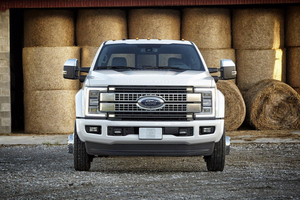 2017 Ford F Series Super Duty 1 2017 Ford F Series Super Duty : Features and Photos