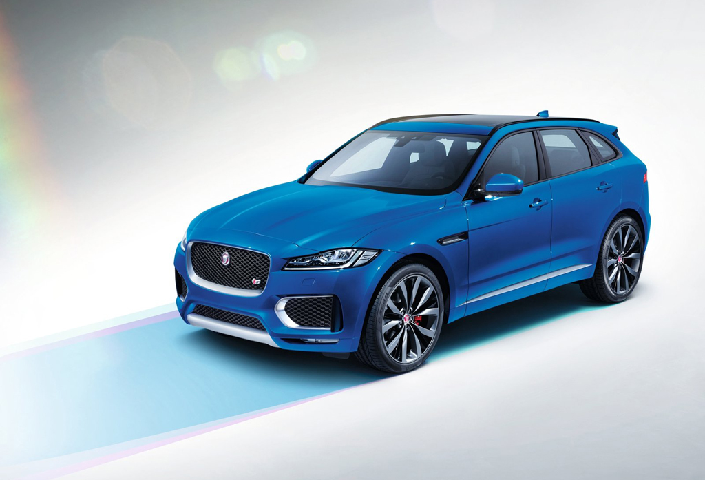 2017 Jaguar F Pace 1 2017 Jaguar F Pace : Features and details