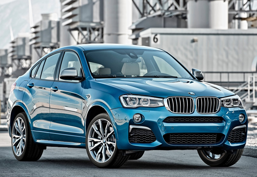 2016 BMW X4 M40i 1 2016 BMW X4 M40i Features and Specs