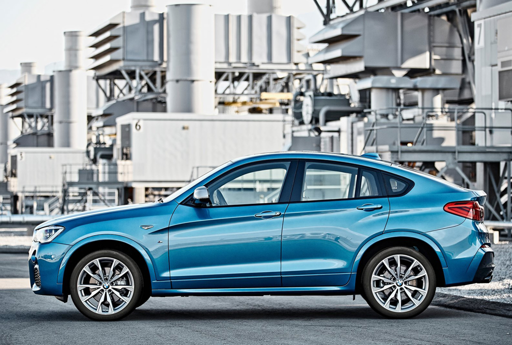 2016 BMW X4 M40i 5 2016 BMW X4 M40i Features and Specs