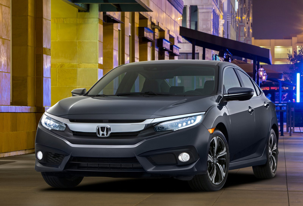 2016 Honda Civic Sedan 1 2016 Honda Civic Sedan : Features ,Deatils and photos