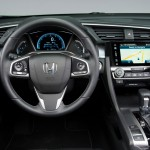 2016 Honda Civic Sedan Interior (1)