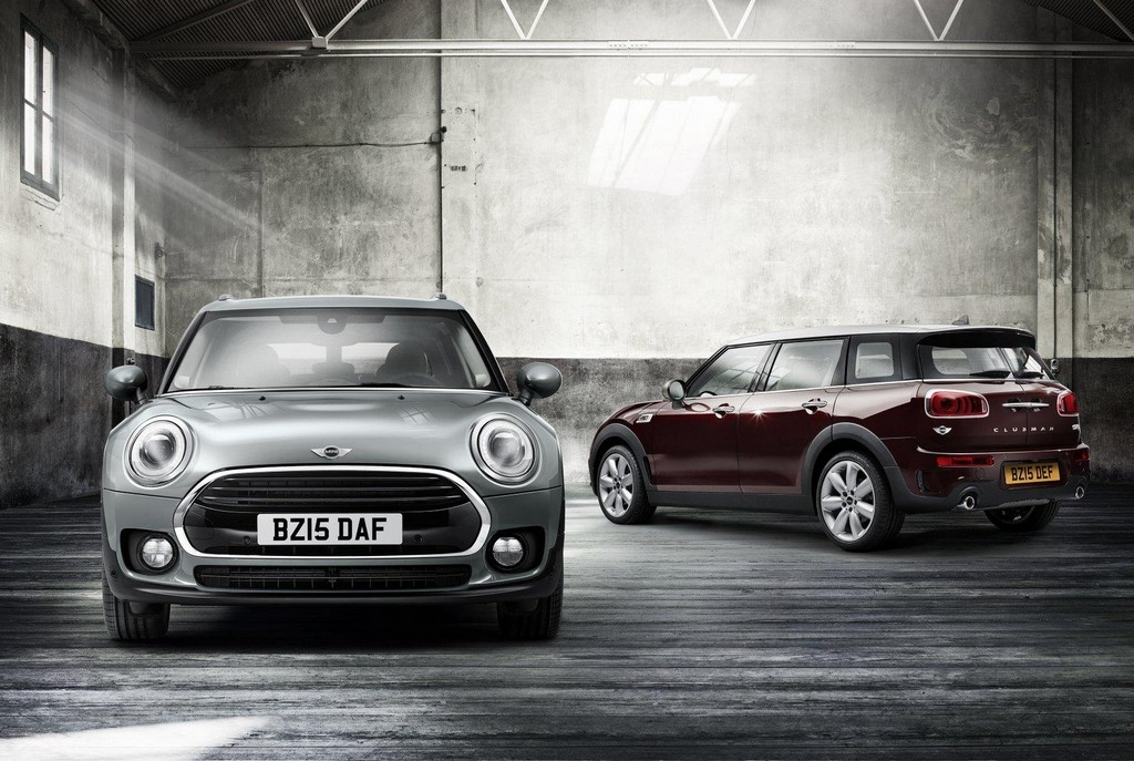 2016 MINI Clubman 1 2016 MINI Clubman : Features and details
