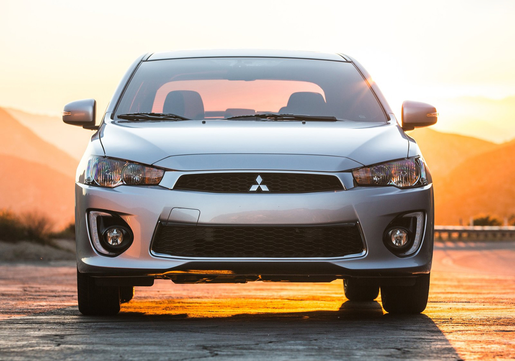 2016 Mitsubishi Lancer GT 1 2016 Mitsubishi Lancer GT : details and photos