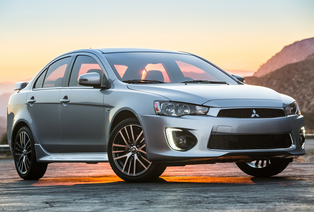 2016 Mitsubishi Lancer GT 2 2016 Mitsubishi Lancer GT : details and photos