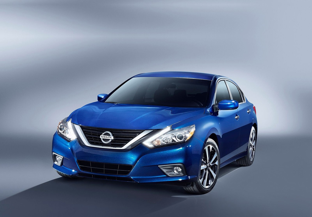 2016 Nissan Altima SR 1 2016 Nissan Altima SR Redesigned : Features and details