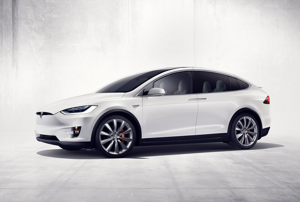 2017 Tesla Model X 1 2017 Tesla Model X : Features and photos