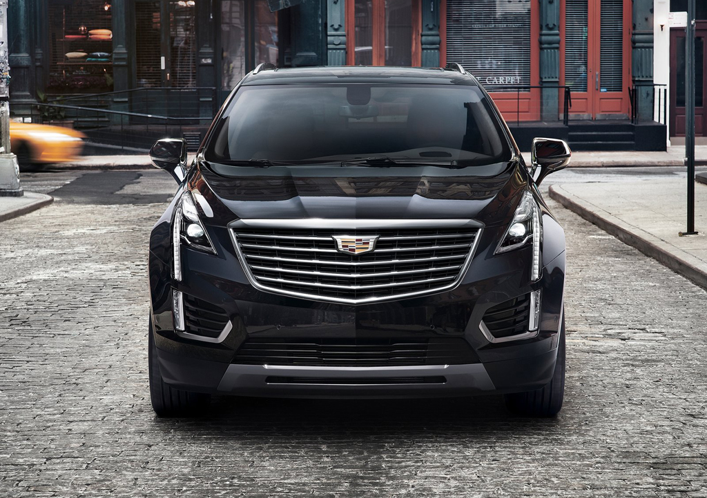 2017 Cadillac XT5 2 2017 Cadillac XT5 SUV : Features and details