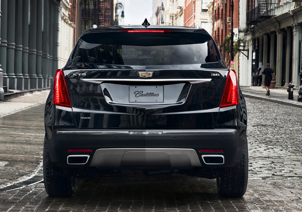 2017 Cadillac XT5 3 2017 Cadillac XT5 SUV : Features and details